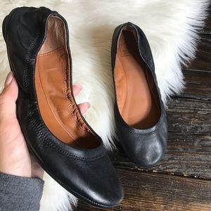 Lucky Brand Black Emmie Ballet Flat